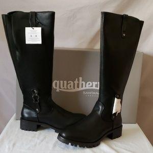 Santana Canada Betty Black Boot - Waterproof